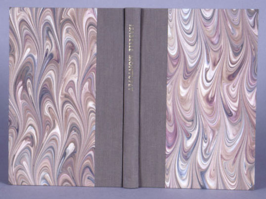 Marbled Binding